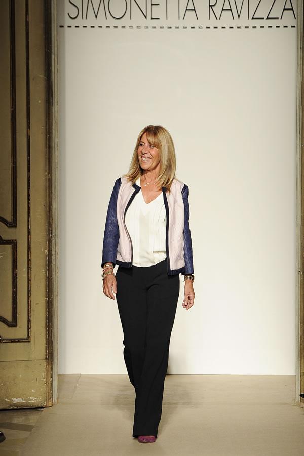 Simonetta Ravizza stilista