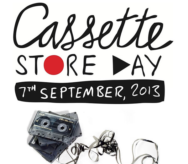 Cassette Store Day 2013