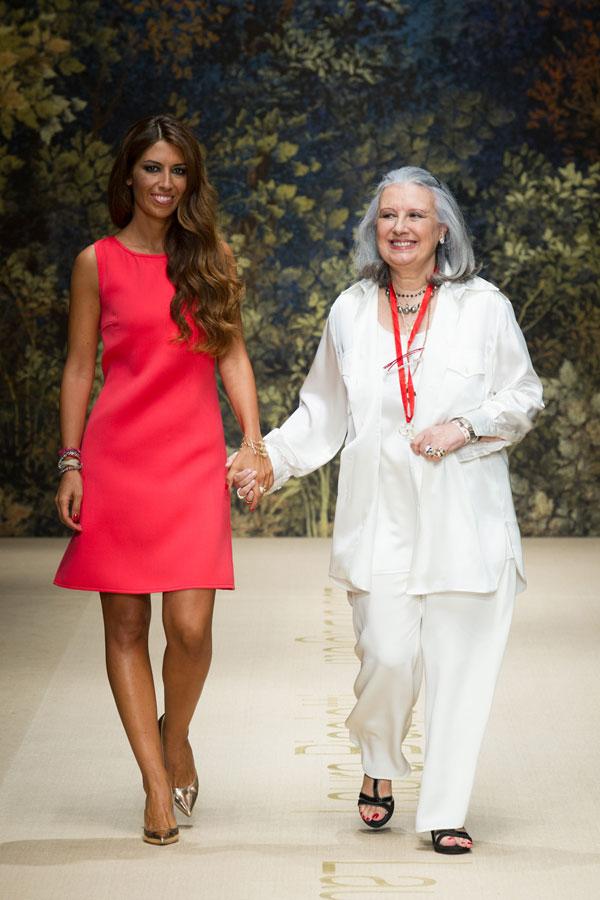 Laura e Lavinia Biagiotti