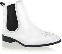 AMBRE Pointed Chelsea Boots
