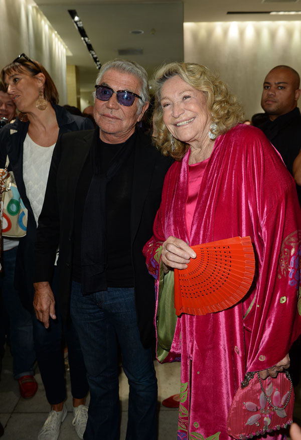 Roberto-Cavalli-and-Marta-Marzotto