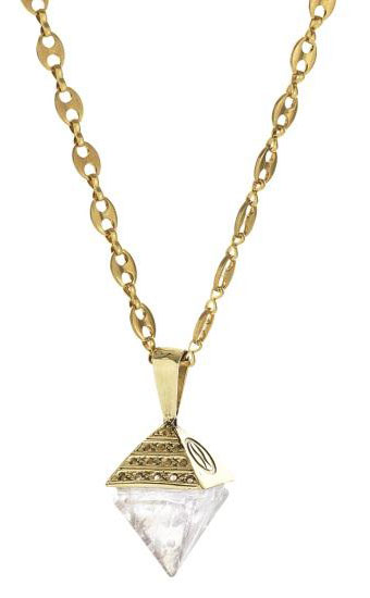 The Pyramid ring