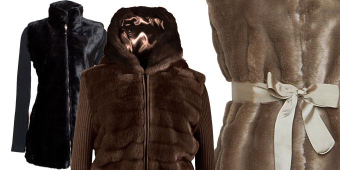 pretty nice bec69 0ff1c Moda Donna: le giacche ecopelliccia-chic di Fixdesign - SFILATE