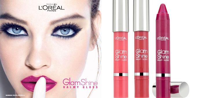 Glam Shine Balmy Gloss