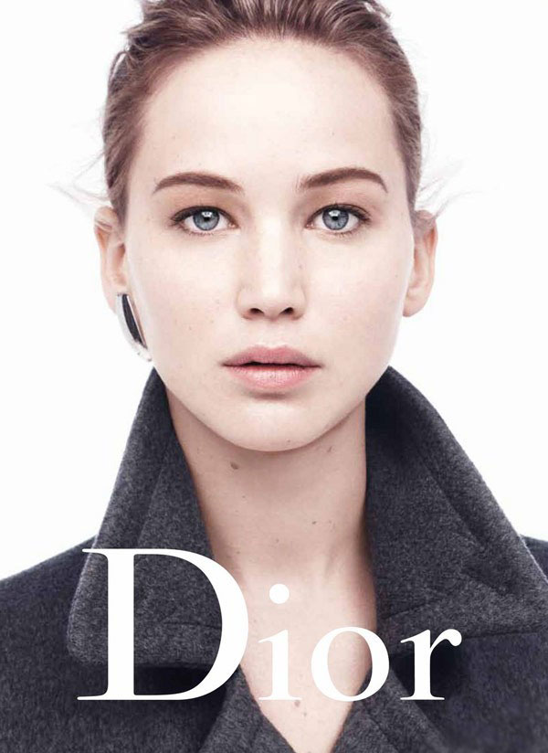 Jennifer Lawrence, Miss Dior FW 13/14