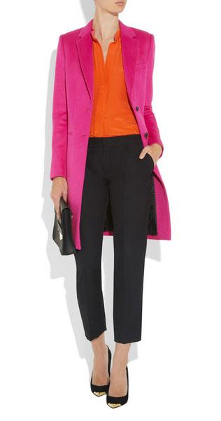 joseph - il cappotto rosa