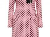 Miu Miu- il cappotto rosa