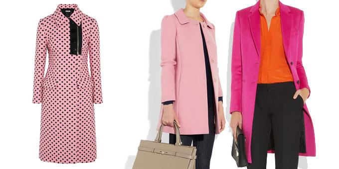 il cappotto rosa