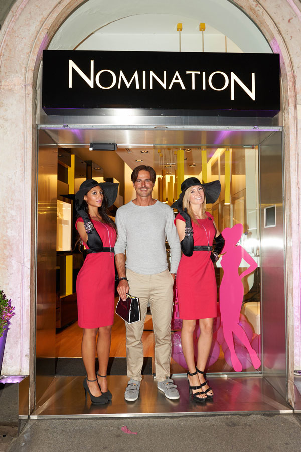 NOMINATION ALLA VOGUE FASHION¹S NIGHT OUT