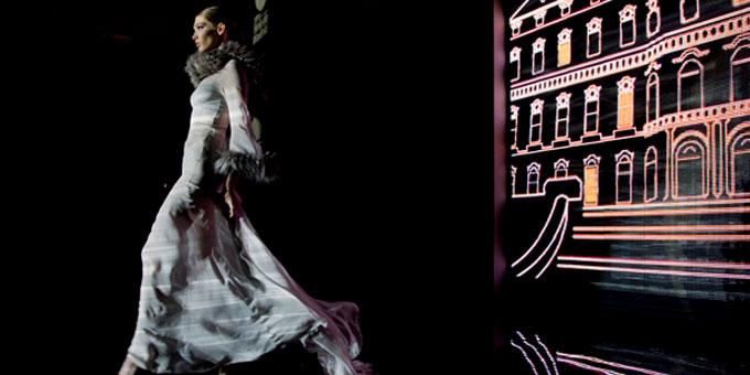 Mercedes - Benz Fashion Week di Madrid