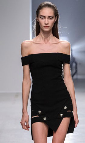 Anthony Vaccarello -ss 2014