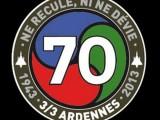 la nuova serie limitata BR03 92 con l'emblema del 3.3 Ardenne
