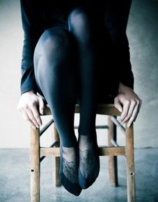 Sarah Borghi - Collant, autoreggenti e gambaletti