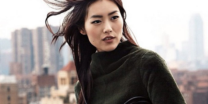 Liu Wen, la top model cinese