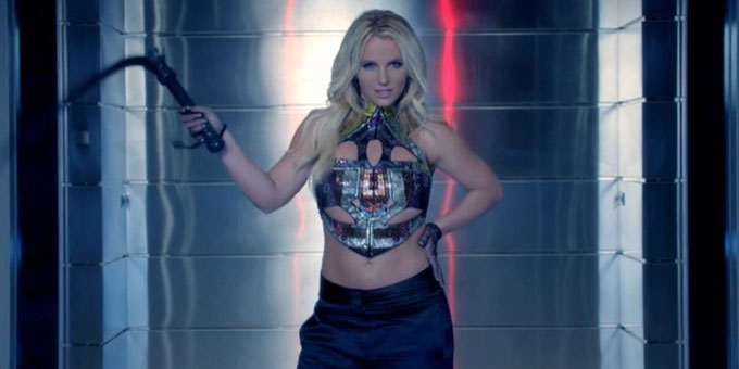 Britney Spears - 'Work Bitch'