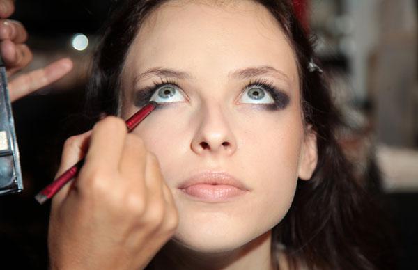 Il make Up della Sfilata di Fisico
