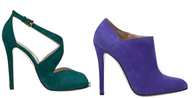 le scarpe di Elie Saab