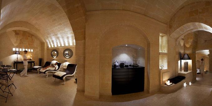 Palazzo Gattini è un luxury hotel e Spa