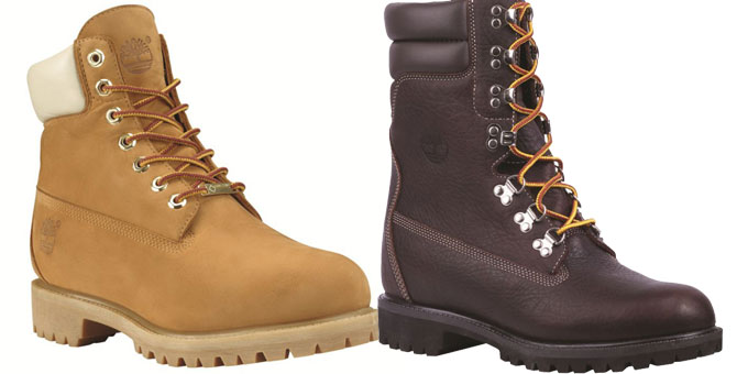 Yellow Boot - Timberland