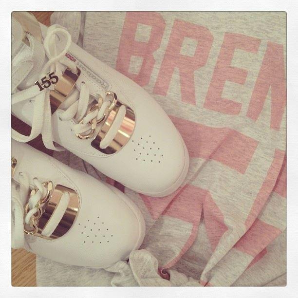 Sneaker Gioiello Reebok by MA DEMOISELLE PIERRE
