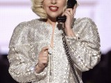 Lady Gaga agli American Music Awards