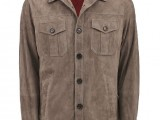 Shirt Jacket - BRUNELLO CUCINELLI