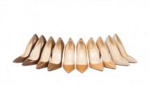 The nude collection Louboutin
