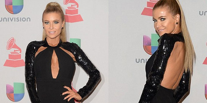 Carmen Electra - ai Latin Grammy Awards