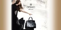 """La borsa """"Sara"""" di Desmo"""