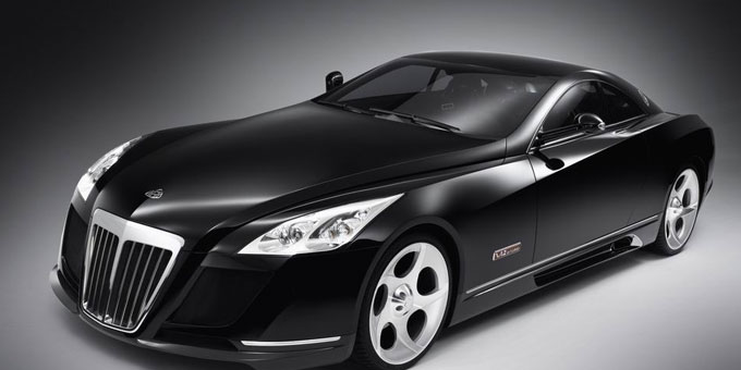La Maybach Exelero