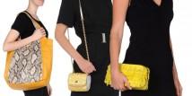 La borsa gialla