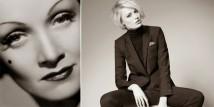 Marlene Dietrich a confronto