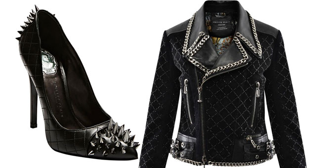 L'HEAVY METAL INCONTRA IL ROCK ROMANTICO BY PHILIPP PLEIN