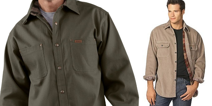 La Shirt Jacket