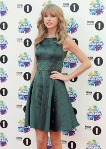 Taylor Swift - in verde