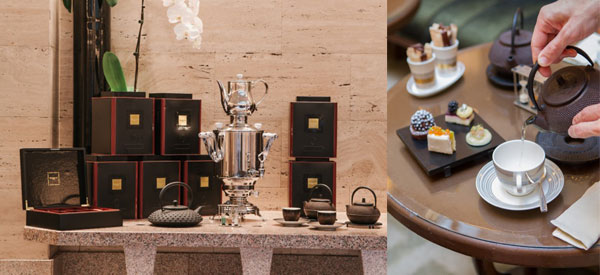 il Tea Moment al Park Hyatt Milano