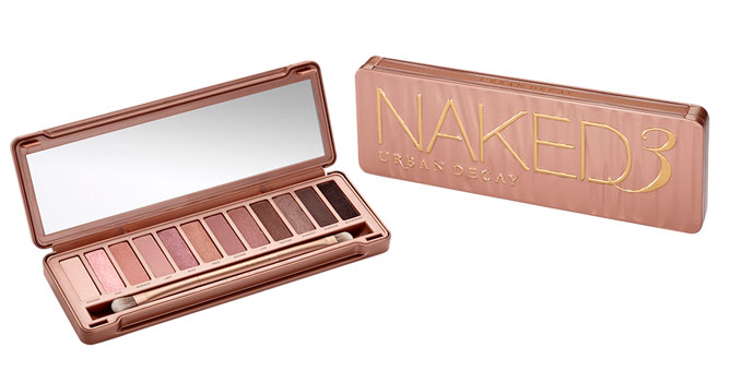 NAKED 3 di Urban Decay!
