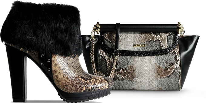 Lo stile animalier in inverno - by Just Cavalli