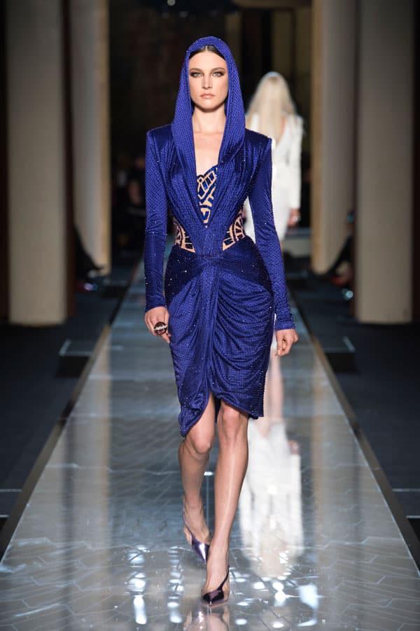 Sfilata Parigi - Atelier Versace - ss2014