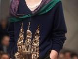 Burberry Prorsum - sfilata fw 2014