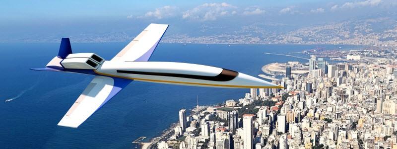 business jet S-512