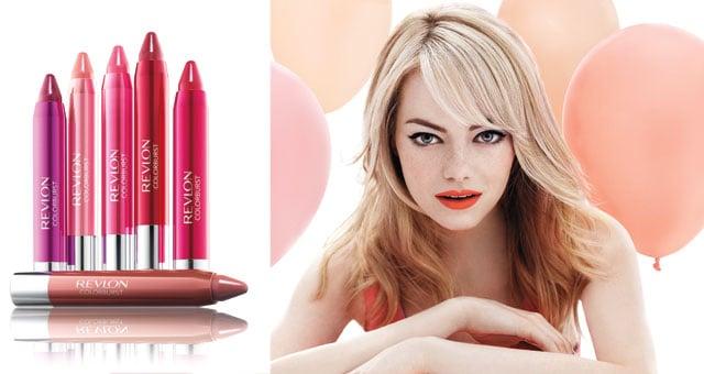 Emma Stone Revlon Colorburst