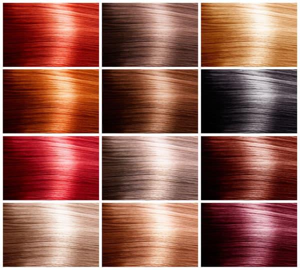 le tinte per capelli