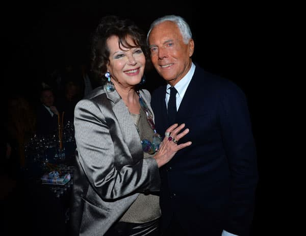 Giorgio-Armani-and-Claudia-Cardinale