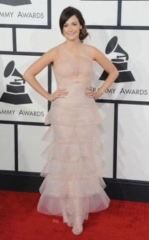 Kacey Musgraves in Armani