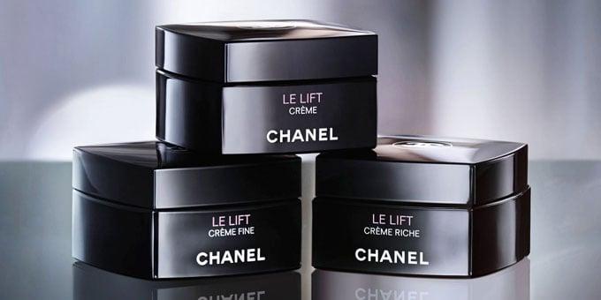 """""""Le lift crème Chanel"""""""