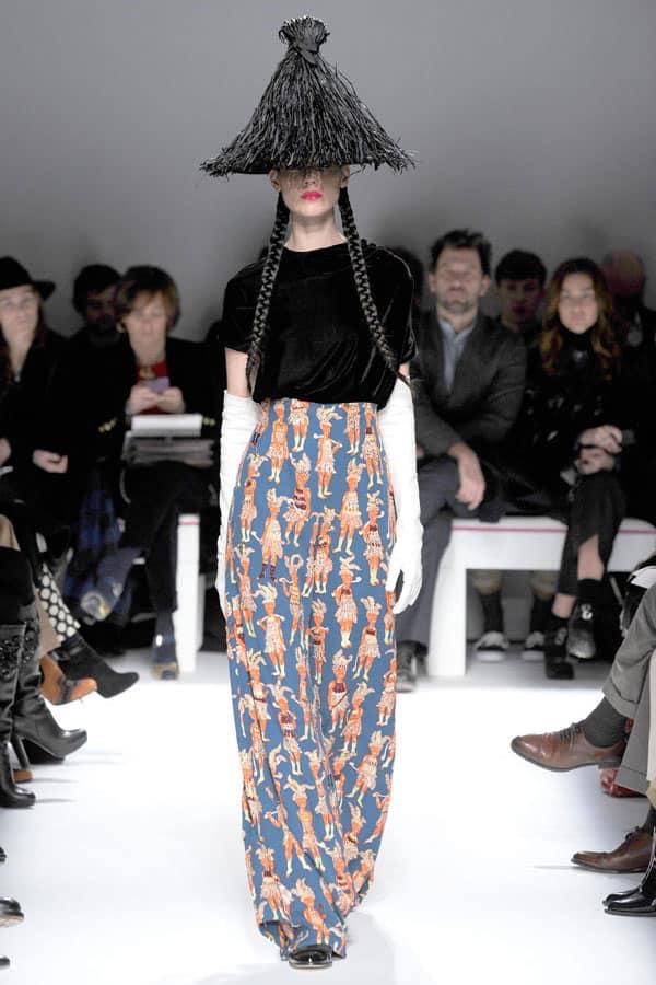 Schiaparelli haute couture Parigi 16