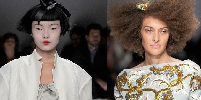 Schiaparelli haute couture Parigi