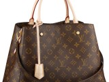 La borsa Montaigne di Louis Vuitton