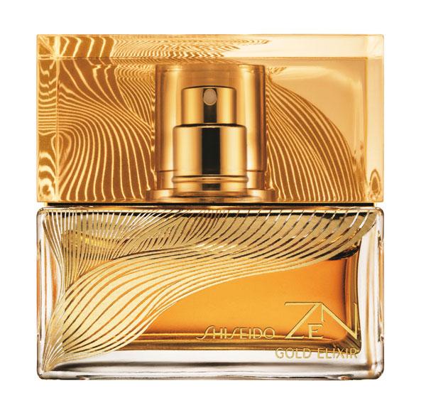 Zen Gold Elixir di Shiseido